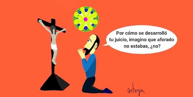 El humor gráfico de Juan Carlos Ortega del 20 de Septiembre del 2018