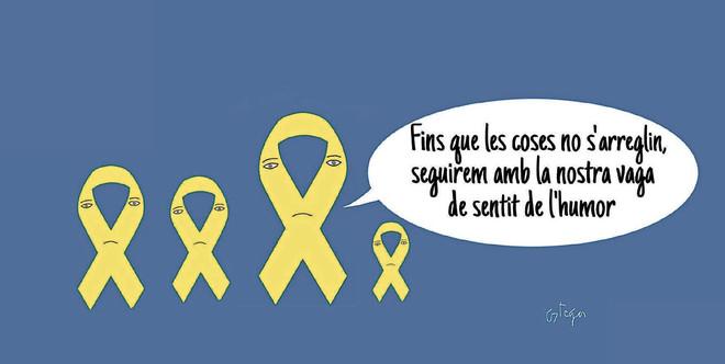 L'humor gràfic de Juan Carlos Ortega del 20 de Junio del 2018