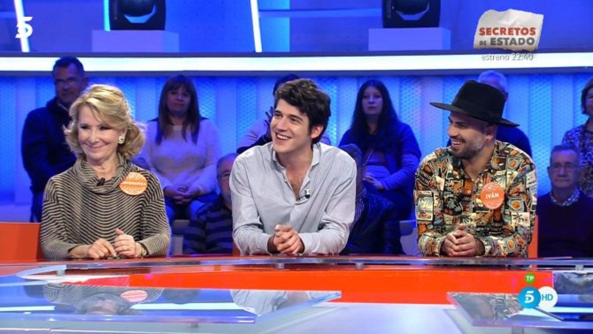 """Las pullas de un concursante de 'Pasapalabra' a Esperanza Aguirre: """"Abróchense bien el Gürtel"""""""