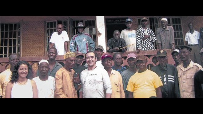 De El Vendrell a Sierra Leona