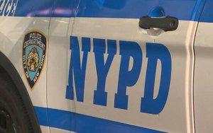 Una patrulla de la policía de Nueva York.