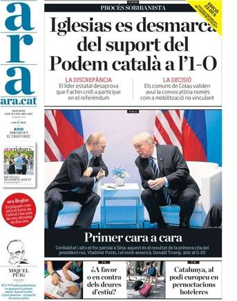 Rajoy s'inclina per aplicar la llei de seguretat nacional a Catalunya, segons 'El Mundo'