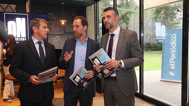 Presentació en societat d''On Barcelona', la nova revista d'EL PERIÓDICO.
