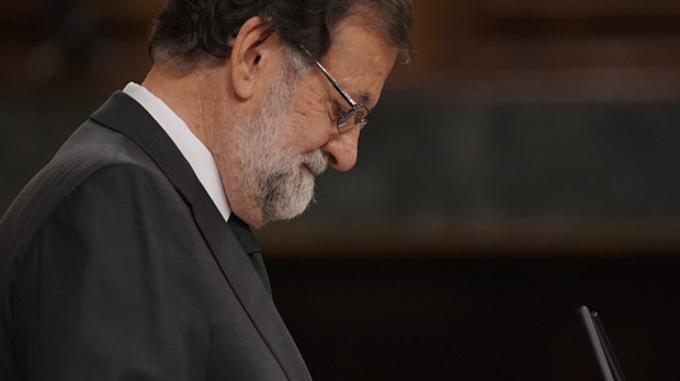 Rajoy prepara el baile de sillas en el PP tras perder el poder