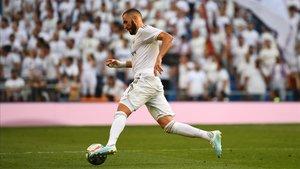 El Real Madrid se la juega en Champions y confía en su goleador Benzema