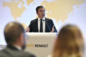 Elpresidente director general de Renault,Carlos Ghosn,resaltó que el 2017 fue el mejor año de su historia.
