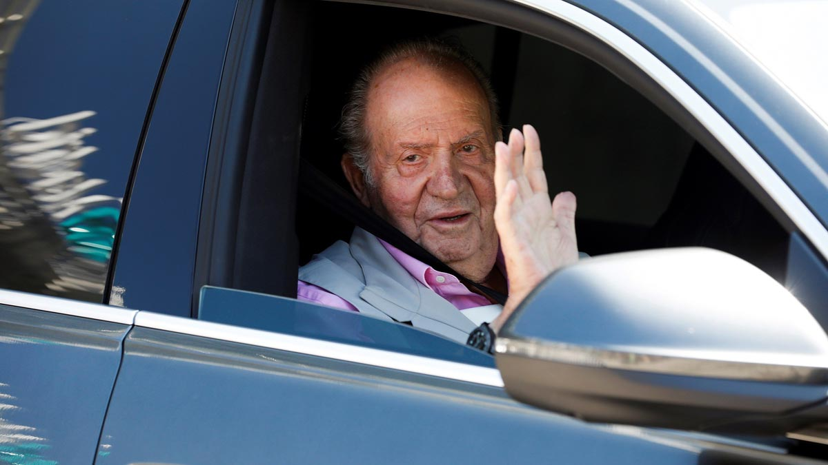 El rey Juan Carlos cumple 82 años.