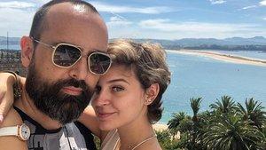 Risto Mejide y Laura Escanes.
