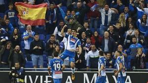 Gerard Moreno i Pau catapulten l'Espanyol