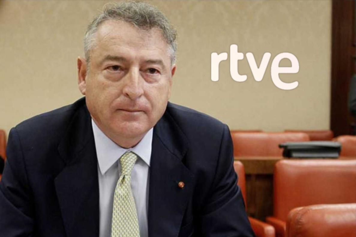 El expresidente de RTVEJosé Antonio Sánchez.