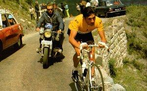 Eddy Merckx, en el Tour de 1969.