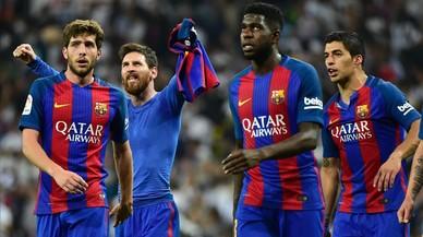 El gen competitivo de Messi