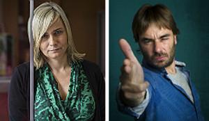 Mònica Terribas i Quim Masferrer, pròxims presentadors de 'La Marató'.