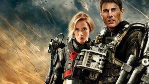 Tom Cruise y Emily Blunt en 'Al filo del mañana'.