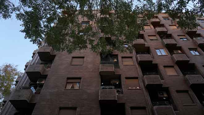 Una mujer se suicida en Madrid cuando iba a ser desahuciada.