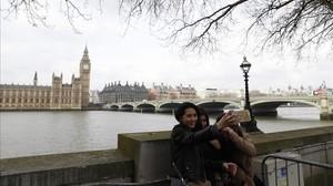 Indignació a les xarxes per un 'selfie' al lloc de l'atemptat de Londres