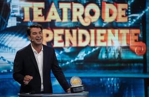 Arturo Valls, presentador del programa de Antena 3 Me resbala.