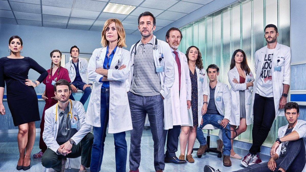 La 1 enfrenta a su 'Hospital Valle Norte' contra 'La Voz' de Antena 3