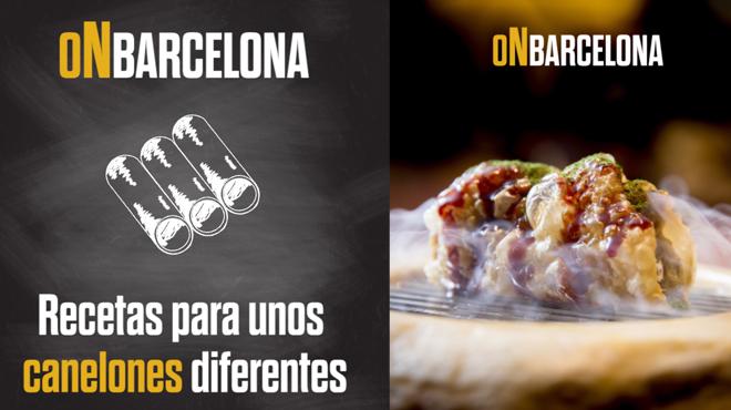 Vídeo promocional On Barcelona - Canelones