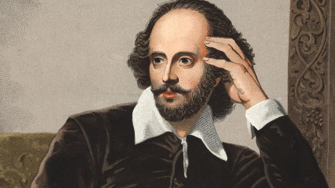 Shakespeare en lo alto