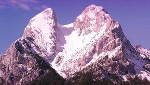 Mor un excursionista de 30 anys a l'estimbar-se al Pedraforca