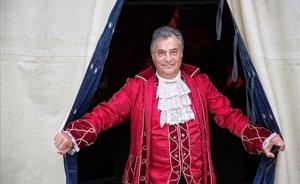 Mor Carlos Raluy, creador del Circ Històric Raluy