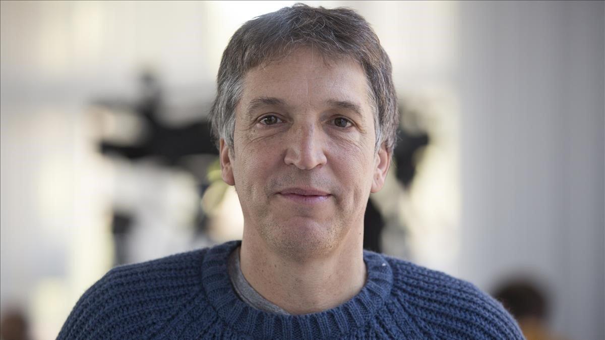 El periodistay director dedocumentales Albert Solé.
