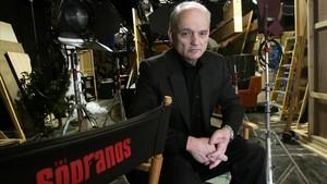 David Chase, creador, productor y guionista de la serie de la plataforma HBO Los Soprano.