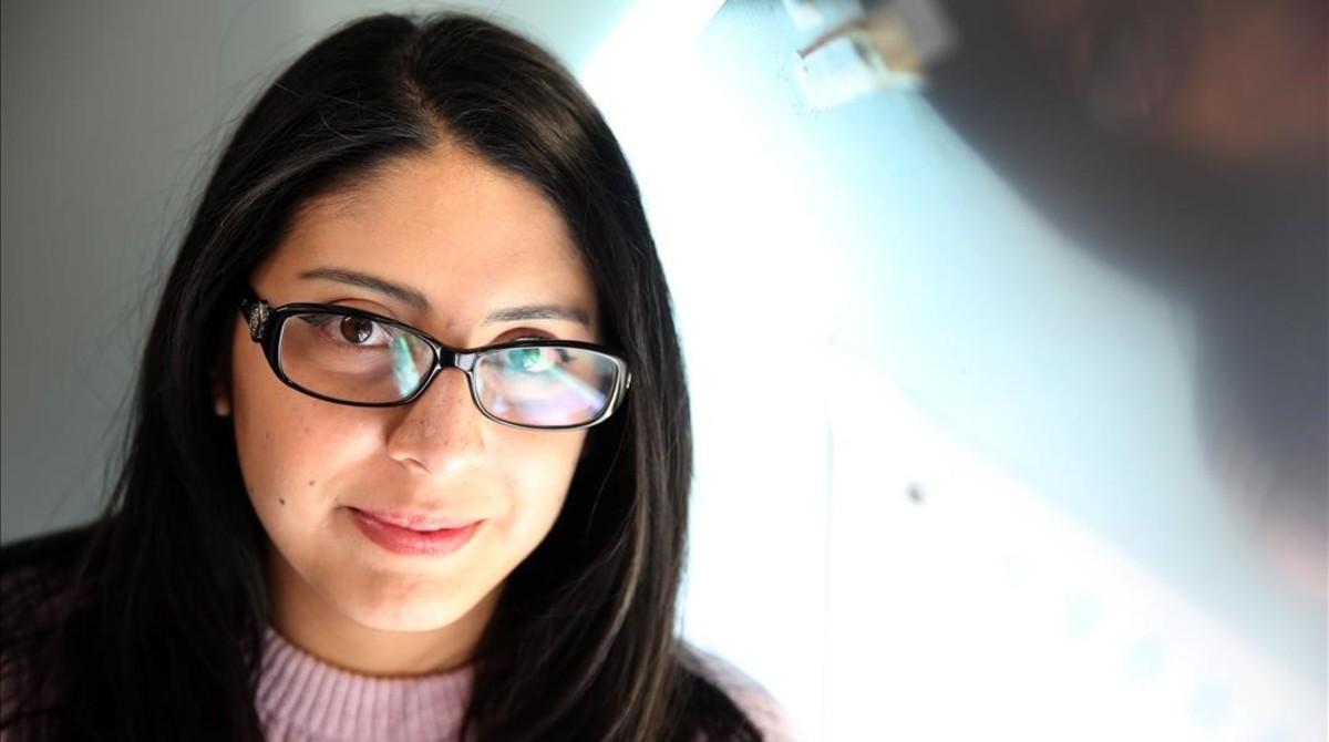 Mónica Ojeda.