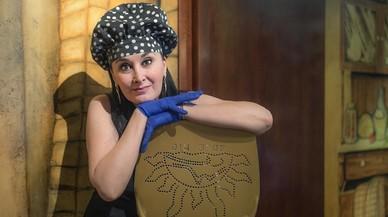 Ana Pinilla: «Me crecen las manos de tanto hacer volar la pizza»