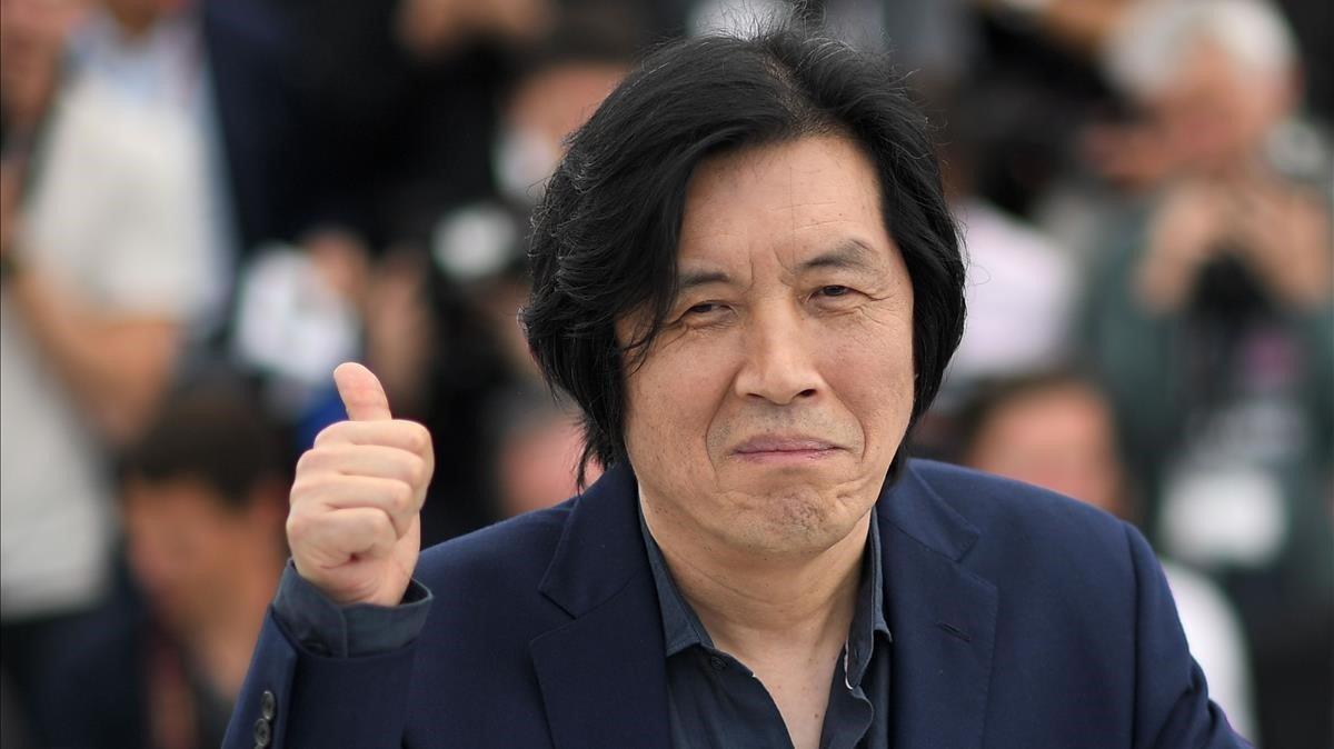 Lee Chang-dong, en el pasado festival de Cannes.