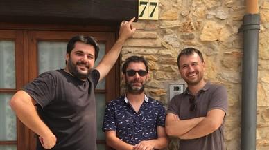 El 'power trio' de La Bisbal