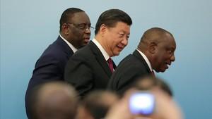 El 'pla Marshall' xinès per a l'Àfrica, entre la cooperació i el neocolonialisme