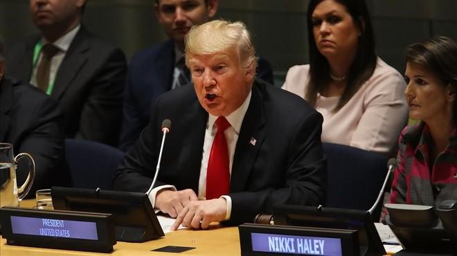 Trump retorna a l'ONU amb la seva aposta per l'unilateralisme
