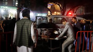 Almenys 50 morts en un atemptat suïcida a Kabul
