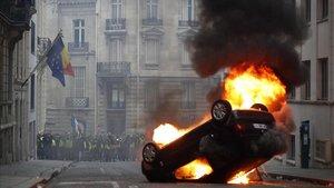El desordre a França no s'atura