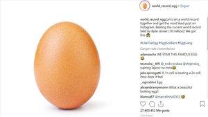 Un ou aconsegueix més de 27 milions de 'm'agrada' a Instagram