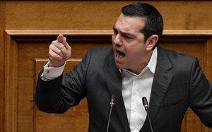 «Traïció a la nació grega»