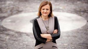 Cristina Gallach: «Els homes es resisteixen a deixar el poder»