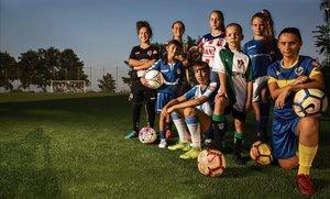 La remontada del fútbol base femenino