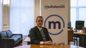 """Massimo Doris: """"La banca se equivoca con las hipotecas a tipo fijo"""""""