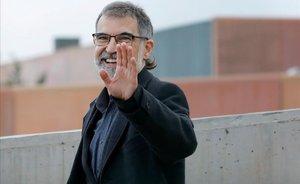La fiscalia s'oposa a un nou permís a Jordi Cuixart