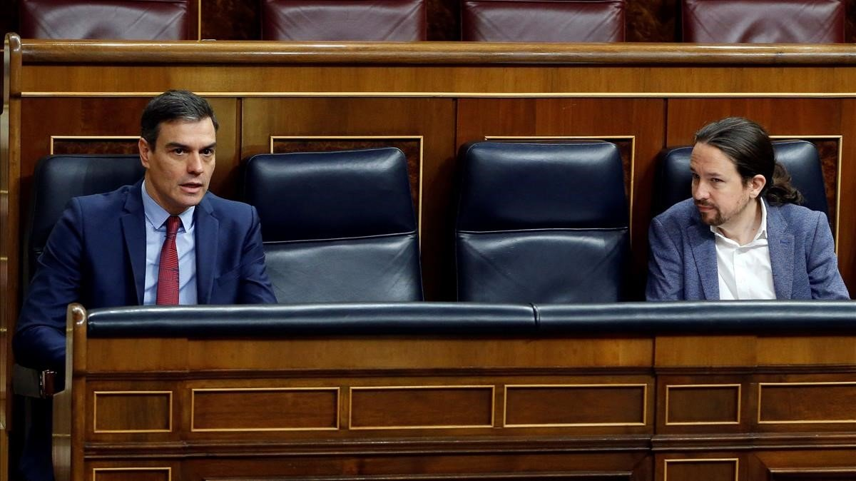 Sánchez i Iglesias s'aferren a ERC