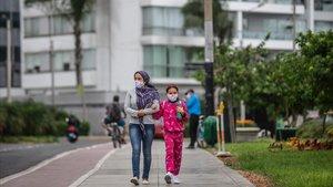 El Perú se situa com el segon país de l'Amèrica Llatina més afectat pel coronavirus després del Brasil