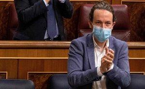 Iglesias avisa Casado que la seva ruptura amb Vox «arriba tard»
