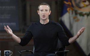Mark Zuckerberg, el fundador de Facebook.