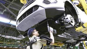Ford Exoesqueleto