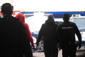 Dos detenidos por el asalto de La Línea