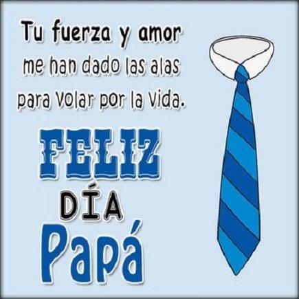 Día Del Padre 2019 30 Frases E Imágenes Para Desear Feliz Día A Papá
