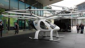 El volocopter.